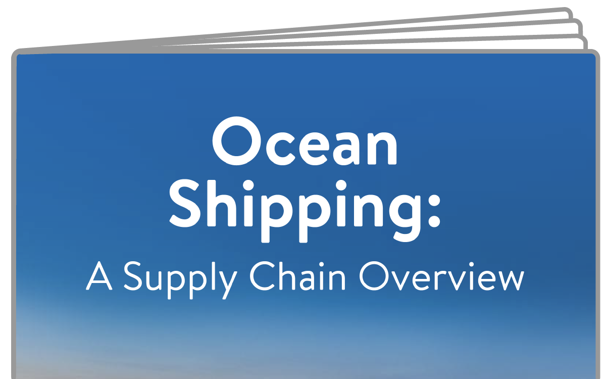 eBook icon A Supply Chain Overview for Experienced Shippers & Importers