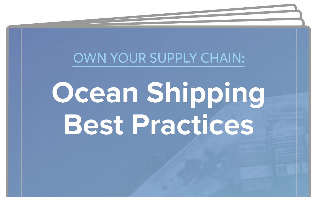 eBook icon Ocean Shipping Best Practices